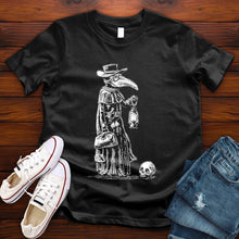 Load image into Gallery viewer, Plague Doctor Tee