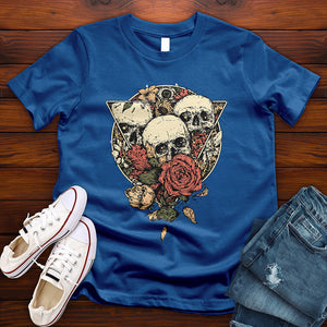 Skeleton Bouquet Tee