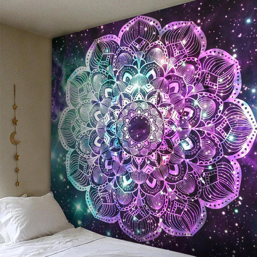 HD Galaxy Tapestry tapestry Trippy Tapestry