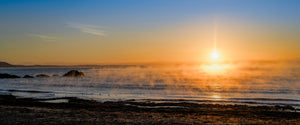 Looe bay sunrise - Greydog Images