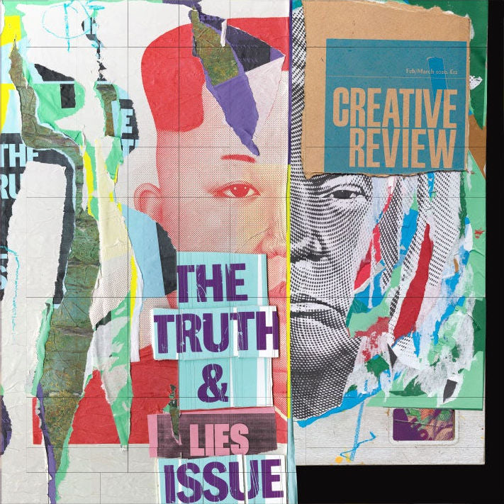 Creative Review - Truth & Lies Issue