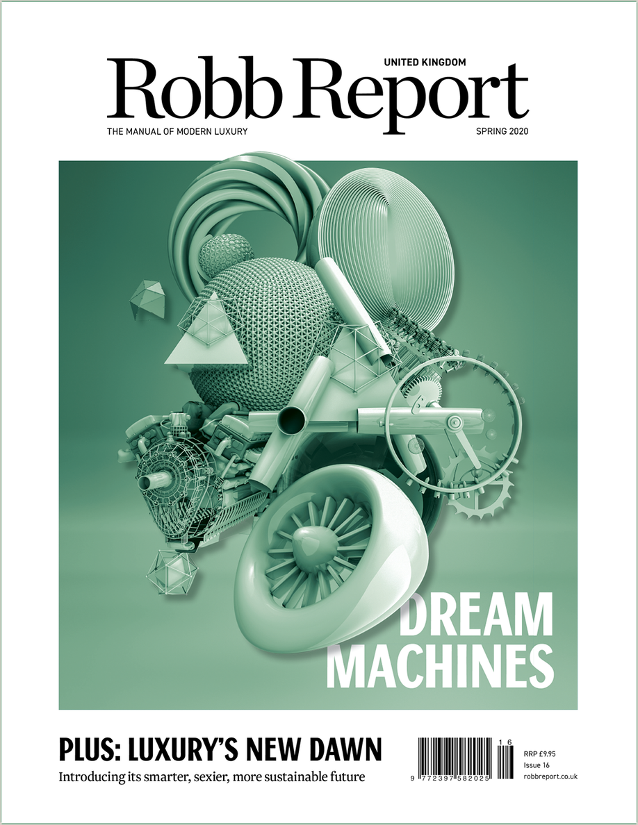 Robb Report - Issue 16