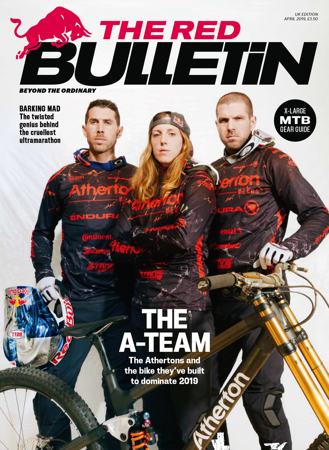 Red Bulletin - The Art of Reinvention