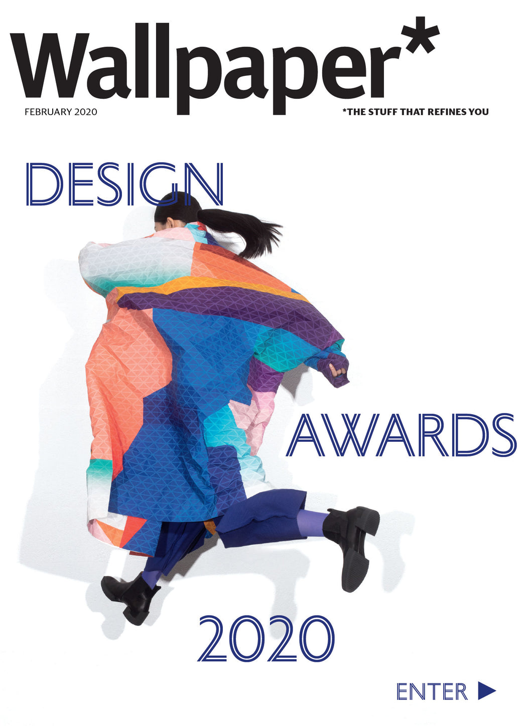 Wallpaper* - The Design Awards Issue - February 2020