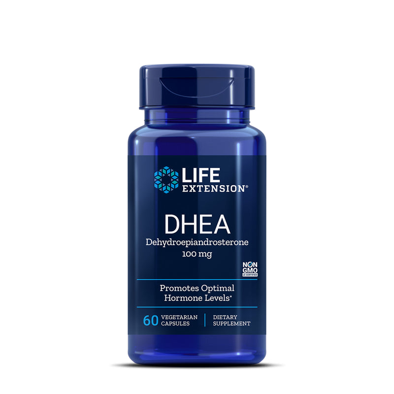 라이프익스텐션 DHEA 100mg 60캡슐 - Life Extension DHEA 100mg 60 cap