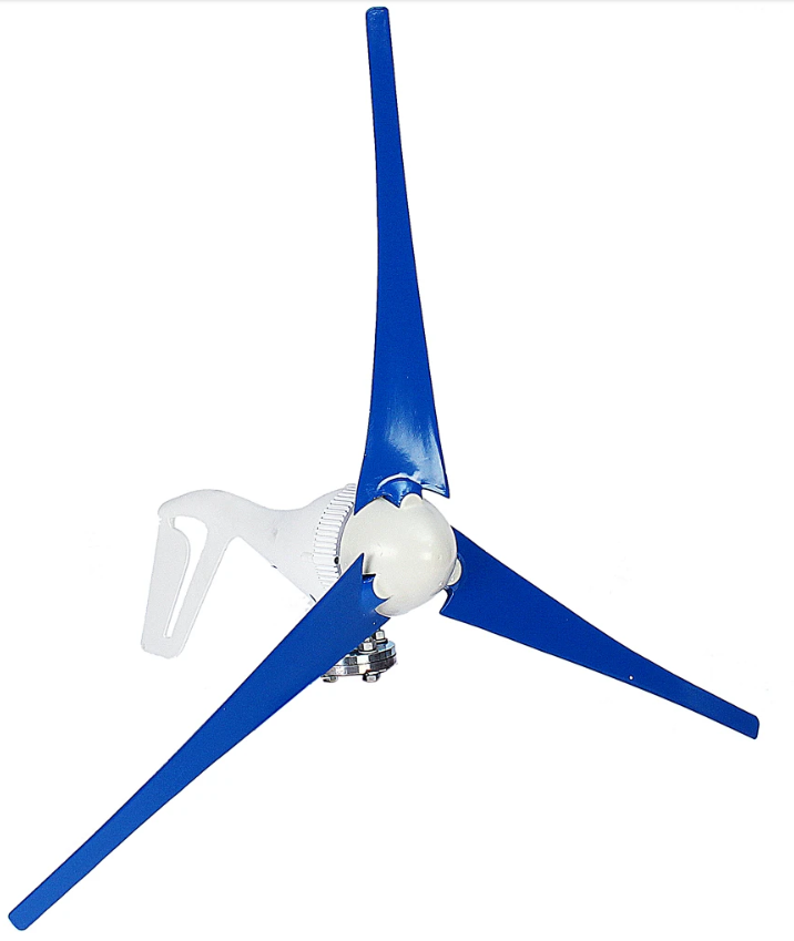 3 Blades Home Wind Turbine Generator  With Charge Controller Wind Generator kit