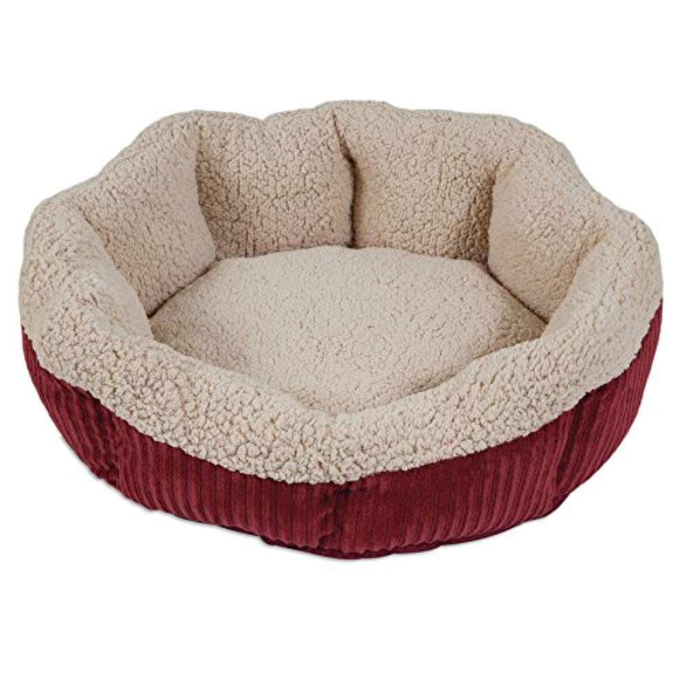 Bed-a-Pet Calming Self Warming Dogs Bed Soothing Pet Bed Washable Comfort