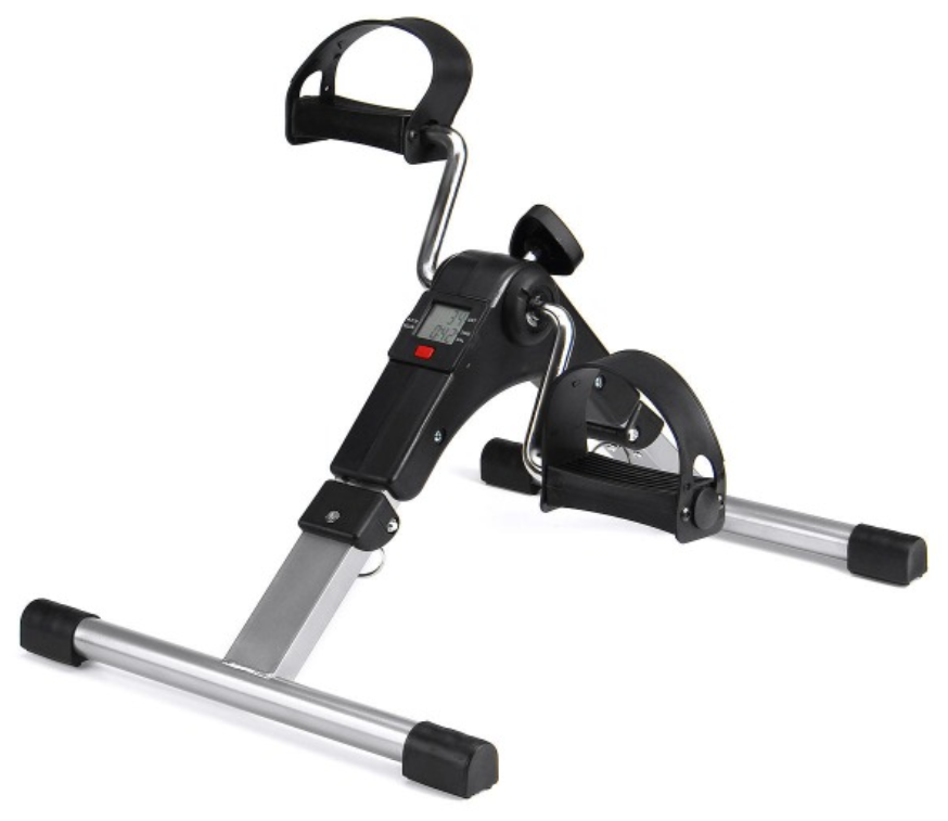 CycloFit Mini Folding Exercise Fitness Bike For Leg and Arm Strength