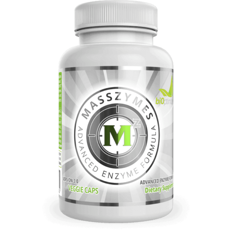 MassZymes™ - World's Strongest Protein-Digesting Enzyme for Accelerated Muscle-Building-Shop at Mags™