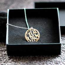 Load image into Gallery viewer, Arabic Calligraphy Pendant - Circular 25mm