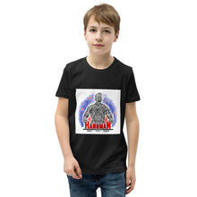 "Load image into Gallery viewer, Daniel ""Hangman"" Hooker - Youth Short Sleeve T-Shirt"