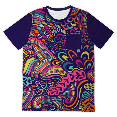 Psychedelic Mess V2 Unisex Tee