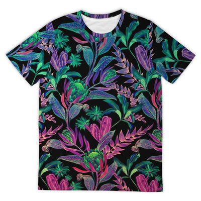 Jungle Flower Unisex Tee