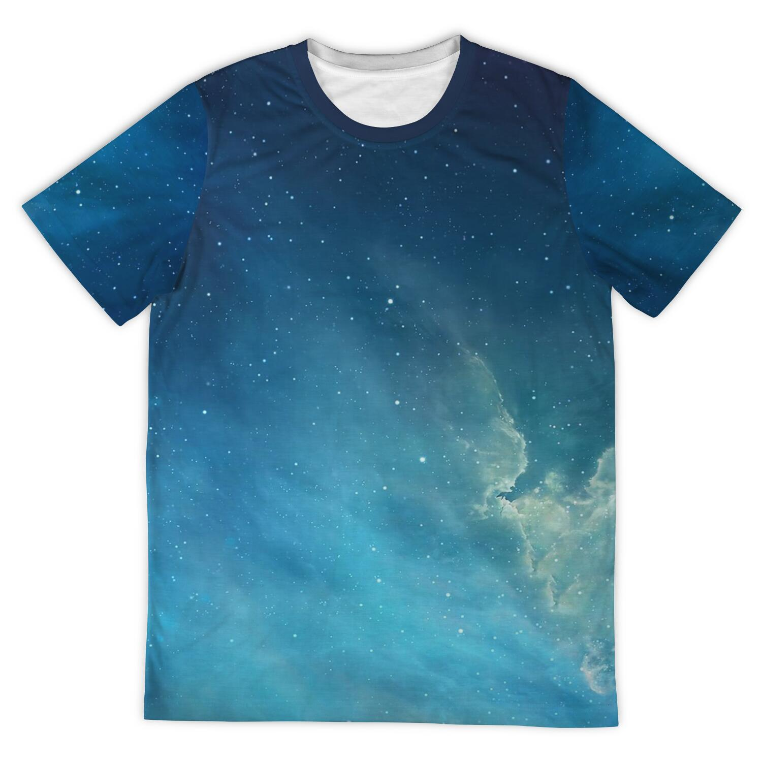 Milky Way Cloud Unisex Tee