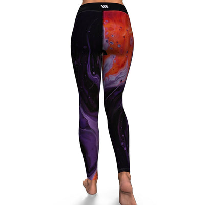 Through The Fire Women's Yoga Leggings