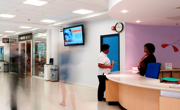 The Role of Digital Signages in Hospitals