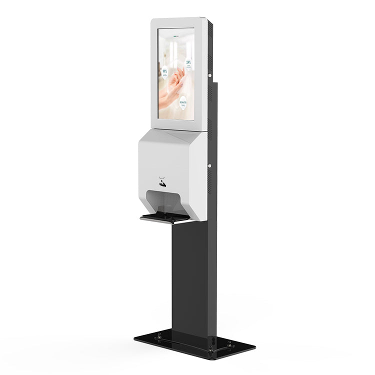 Hand sanitizer kiosk--Coming soon!