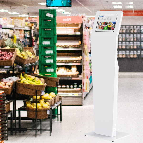 Beelta Kiosk Tablet Floor Stand - 15% OFF!