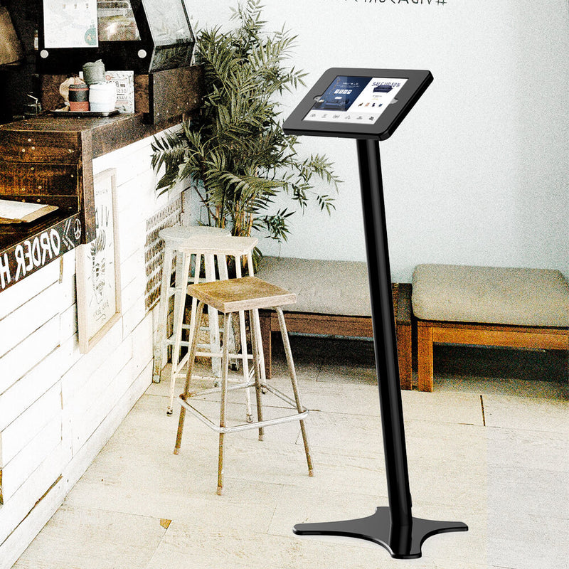 Beelta Kiosk Floor Stand for iPad 9.7/ 10.2 inch BSF301W/T