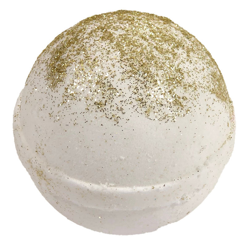 Gold & Glitter Holiday- Bath Bomb