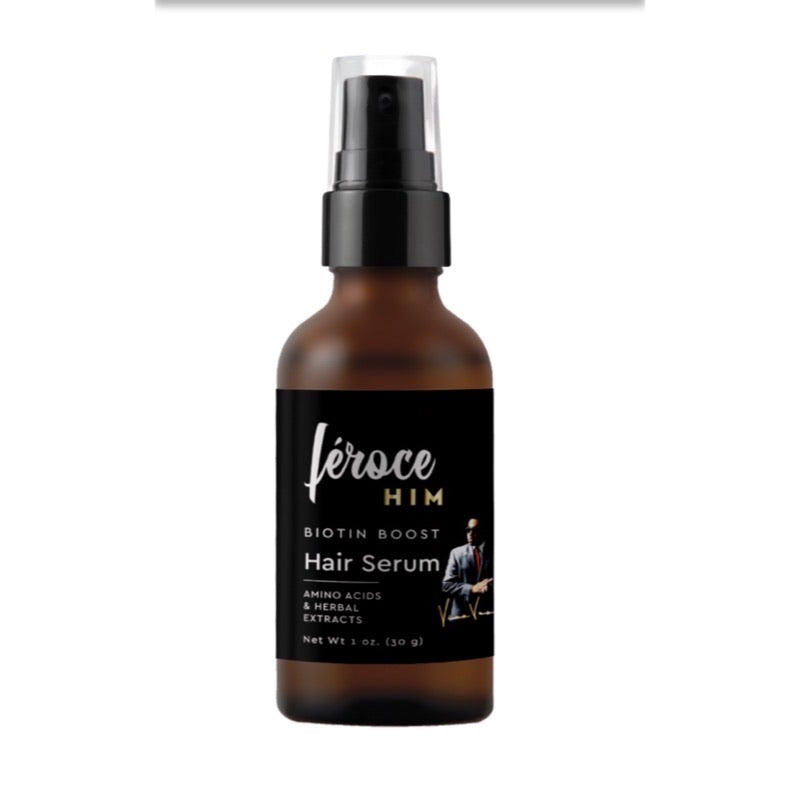 Men's Hair Serum