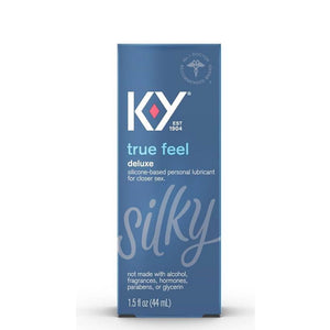 KY TRUE FEEL SILICONE