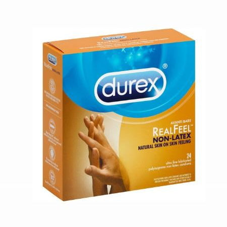 DUREX REAL FELL (NO LATEX)