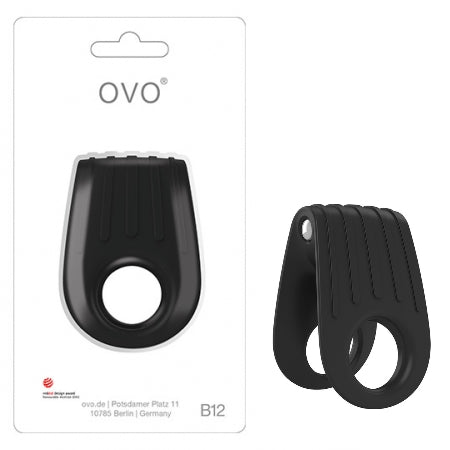 OVO B12 VIBRATING RING