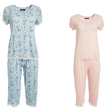 PIJAMA CAPRI BEAUTY REST