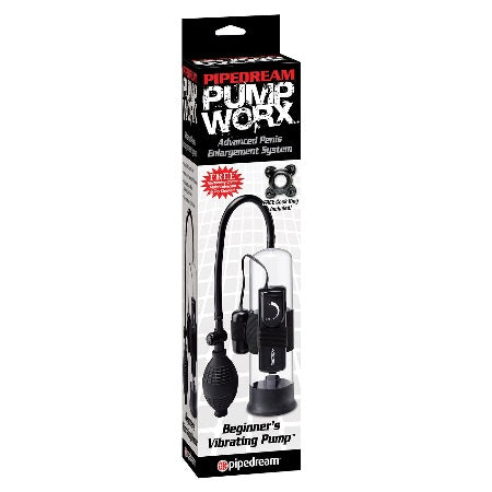 PUMP WORX BEGINNERS VIBRATING