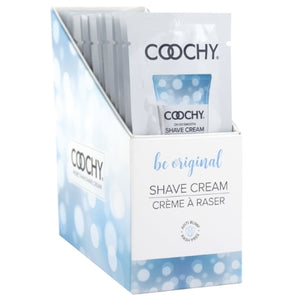 COOCHY SMOOTH SHAVE CREAM