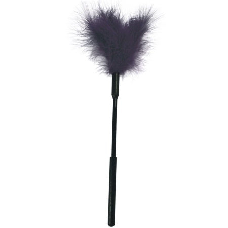 FEATHER TICKLER-Negro