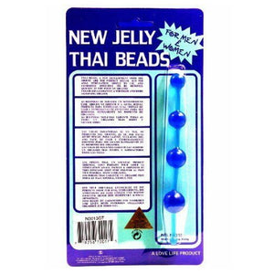 JELLY THAI ANAL BEADS