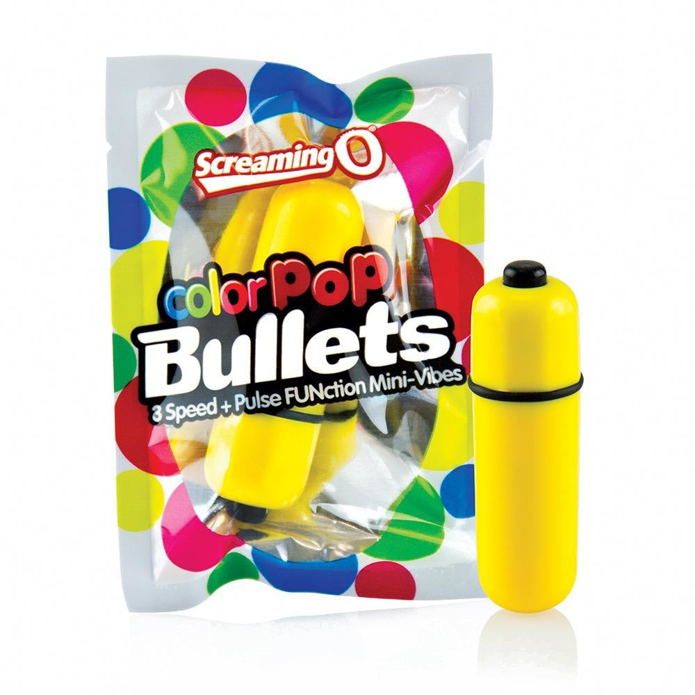 SCREAMING O COLOR POP BULLETS