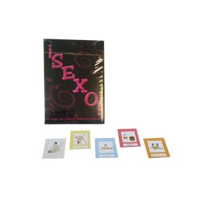 SEXO! ROMANTIC CARD GAME