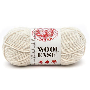 Lion Brand Wool-Ease in Natural Heather
