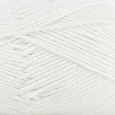 Sirdar Snuggly Replay DK in 100 Whizz Kid White