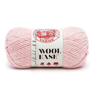 Lion Brand Wool-Ease in Blush Heather