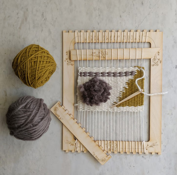 Tapestry Weaving ~ September