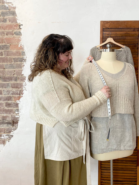 Knitting Math for Curves with Jacqueline Cieslak