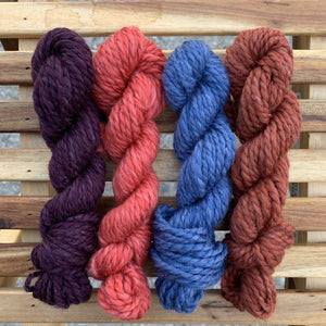 Punch Needle Mini Skeins