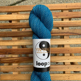 Loop Fiber Studio Yin Yang Fingering in Far