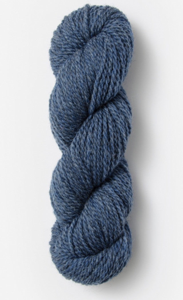 Blue Sky Fibers' Woolstok is 100% Fine Highland Wool - 50g / 123yds / 112m per skein - October Sky