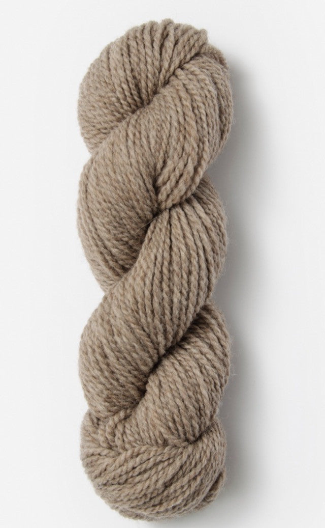Blue Sky Fibers' Woolstok is 100% Fine Highland Wool - 50g / 123yds / 112m or 150g / 370yds / 338m per skein - Gravel Road