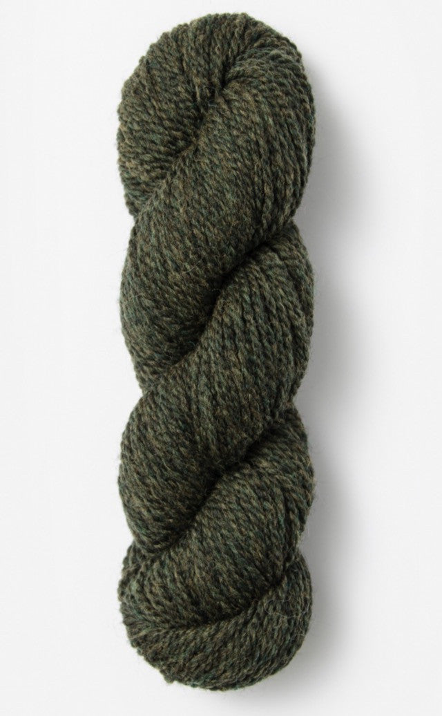 Blue Sky Fibers' Woolstok is 100% Fine Highland Wool - 50g / 123yds / 112m per skein - Wild Thyme