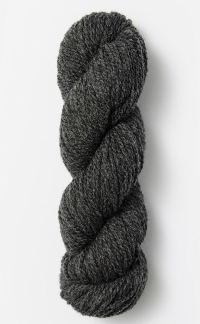 Blue Sky Fibers' Woolstok is 100% Fine Highland Wool - 50g / 123yds / 112m or 150g / 370yds / 338m per skein - Cast Iron
