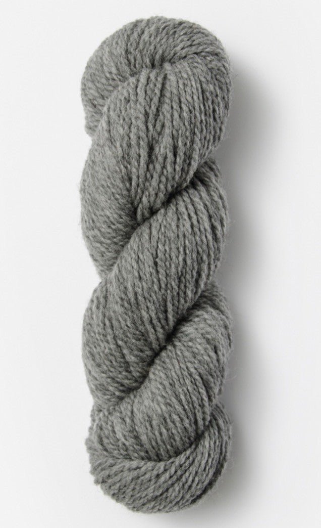 Blue Sky Fibers' Woolstok is 100% Fine Highland Wool - 50g / 123yds / 112m or 150g / 370yds / 338m per skein - Storm Cloud