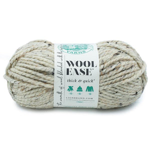 Lion Brand Wool Ease in Gray Marble