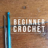 Beginner crochet Tuesday nights at DownTown Knits in Apex, NC.