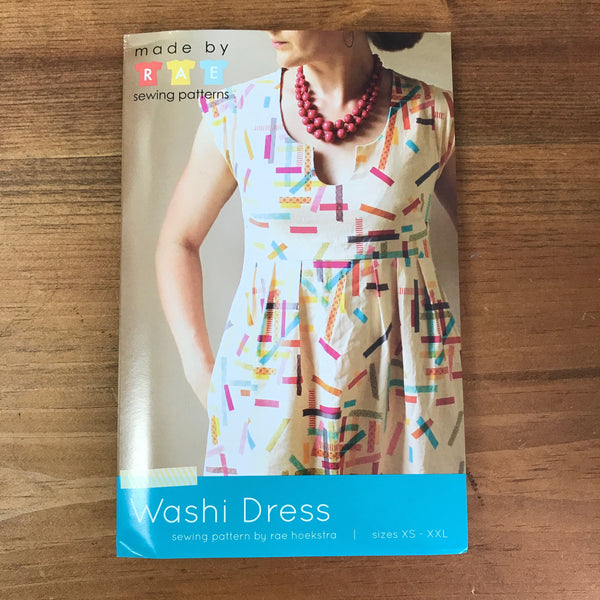 The Washi Dress by Made By Rae
